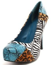 PUMP Bold animal print heels