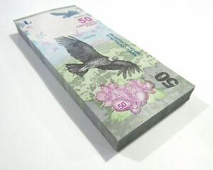 ARGENTINA  BUNDLE 100 BANKNOTE 50 CONDOR ANDINO UNC