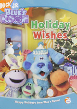 Nick Jr Blue`S Room-Holiday Wishes From Blue`S Room DVD NEW