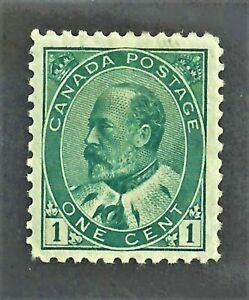 Canada - Scott 89 - Mint