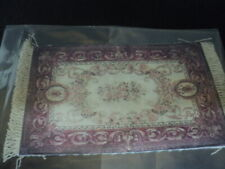 DOLLHOUSE RUG- SMALL - PINK