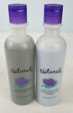 Avon Naturals Violet Foam Bath & Body Lotion 8.4 fl oz NOS New