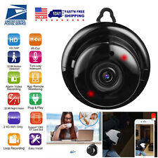 Spy IP Camera Wireless WiFi HD 1080P DV Hidden Smart Home Security Night Vision