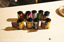 Kodak TMAX 400 TMX BW 135-36 9 self canned EXP03/04 kept mostly frozen LOMOHOLGA