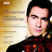 Johannes Brahms : Dreamtime CD (2013) ***NEW***