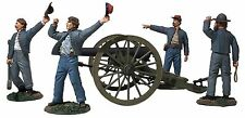 BRITAINS CIVIL WAR CONFEDERATE 31264 CONFEDERATE 10LB PARROTT GUN SET MIB