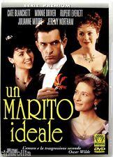 Dvd Un Marito Ideale - Serie Premium di Oliver Parker 1999 Usato raro