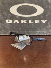 Oakley Crosslink Switch Prescription Eyeglasses Satin Black 53/18 OX3128-0153