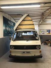 Volkswagen T25 Aircooled Campervan Project
