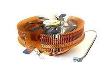 VENTILADOR CPU PC COOLER Intel Socket LGA 775 1155 1156 AMD AM2 AM3 DISIPADOR