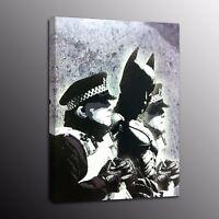 batman dc comics HD Canvas Print Painting Home Decor room Wall Art Picture 10263
