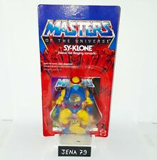 Masters of the universe vintage SY-KLONE moc unpunched