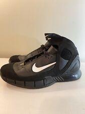 2005 Nike Air Zoom Huarache 2K5 Black/White Kobe 310850-013 shoe sz 9