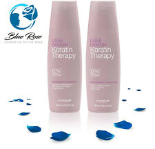 Alfaparf Lisse Design Keratin Therapy Shampoo & Conditioner 250ml Straightening