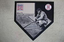 Honus Wagner Pittsburgh Pirates HOF Hand Painted MLB Schutt Home Plate