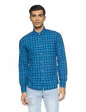 Shirts for Men Beat London by Pepe Jeans Checkered Slim Fit Casual Long sleeve