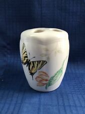 New ListingToothbrush Holder - Butterfly Meadow by Lenox China