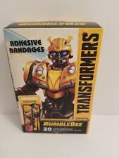 Transformers Bumble Bee 20 Adhesive Bandages