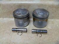 Honda 350 CL SCRAMBLER CL350-K1 Engine Piston Ring Kit Set 1969 #HB49 Vintage