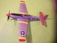 1:48 P-51D Mustang Flying Dutchman  -  Air Signature = Missing One Propeller