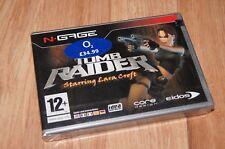 tomb raider nokia ngage n-gage game lara croft 2003 new unopened