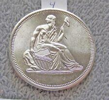 1oz Silver Round - Sitting Liberty #4