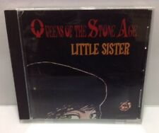 Queens Of The Stone Age - Little Sister -  2005 Promo Only CD Single - Rare!