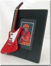 SAMMY HAGAR Miniature Guitar Frame Explorer