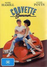 CORVETTE SUMMER (1978 Mark Hamill) -  DVD - UK Compatible - New & sealed