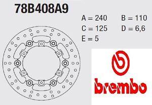 Disque Frein Brembo Série Or Avant KTM 690 Enduro R 14>