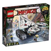 The LEGO Ninjago Movie - 70616 Zanes Eis-Raupe