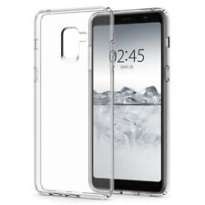 Case For Samsung Galaxy A8+ / A8 Plus 2018  Clear Soft Silicone TPU Cover Skins