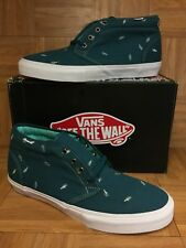 3d8dd6ae3a9af3 NEW🔥 VANS Chukka PRO Alien Workshop Skateboarding Shoes Sz 13 VNTG Men s  Mid
