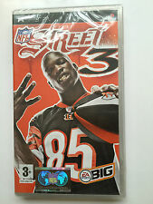 NFL Rue 3 pour sony psp (new & sealed)