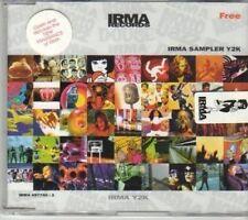 (DH837) Irma sampler Y2K, 6 tracks various artists - sealed DJ CD