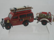 FIRE ENGINE Matchbox Diecast