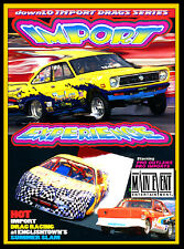IMPORT DRAGS EXPERIENCE  Customs and Show Cars, A Main Event Entertainment DVD
