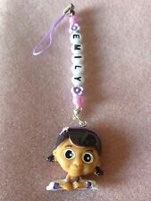 DOC MCSTUFFINS PERSONALISED Charm BAG /PHONE CHARMS party BAG gift