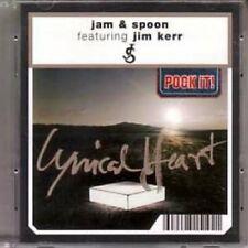 Jam & Spoon Cynical heart (2003; 3''-pock it, feat. Jim Kerr)  [Maxi-CD]