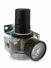 14 Compressor Inline Compressed Air Industrial Regulator Heavy Duty Large Body