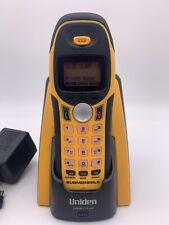 Uniden WX1477 5.8 GHz Teléfono Inalámbrico Base con Sumergible-Funciona-Probado