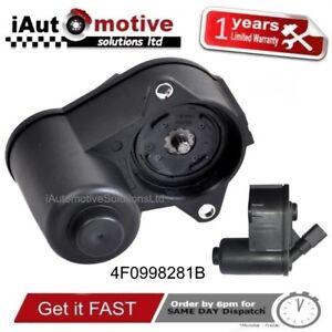 Audi A6 S6 Rear Park Brake Electronic Caliper Servo Motor 12 TORX 4F0998281A