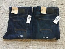 NWT Timberland MEN'S Relaxed Fit Jeans Denim Pant TJ002 3 Colors