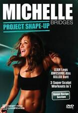 Michelle Bridges: Project Shape-Up!  - DVD - NEW Region 4