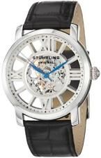 Stuhrling 280 33152 Winchester Terrace Mechanical Skeleton Dial Mens Watch