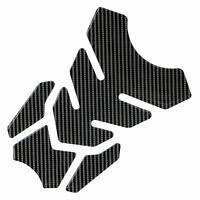 Paraserbatoio Tank Pad Serbatoio Adesivo Graffiare Gomma Fibra di Carbonio Moto