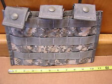 *Triple Ammo Magazine Pouch 5.56mm  8465-01-525-0598 Ammo Pouch