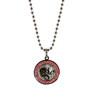 Beach Saint Small St. Christopher Necklace Medal - Penny Size Surf Necklace -New