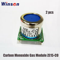 2PCS Winsen ZE15-CO Carbon Monoxide Gas Module UART Analog Voltage Signal Output
