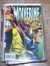 Wolverine #99 (Mar 1996, Marvel) xmen